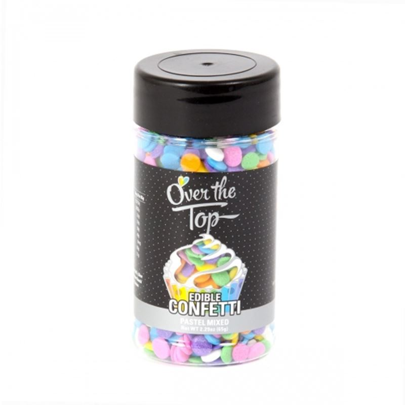 Over the Top – Pastel Confetti Mixed 55g