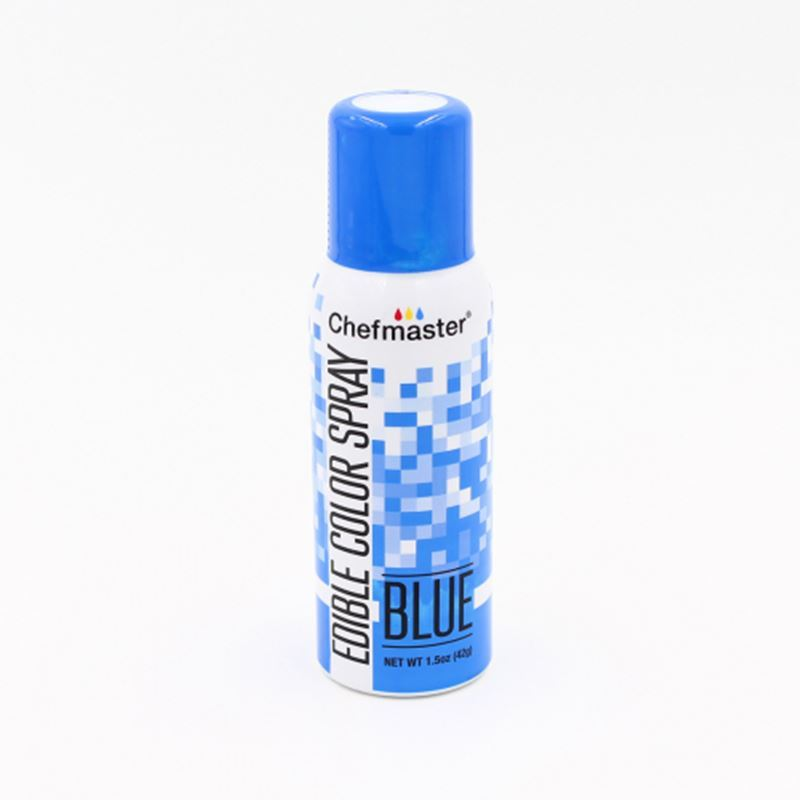 Chefmaster – Edible Food Spray – Blue 42gm