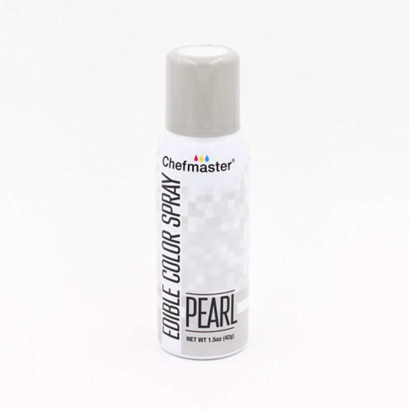 Chefmaster – Edible Food Spray – Pearl 42gm
