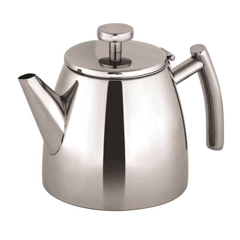 Avanti – Modena Double Wall Stainless Steel Tea Pot 600ml
