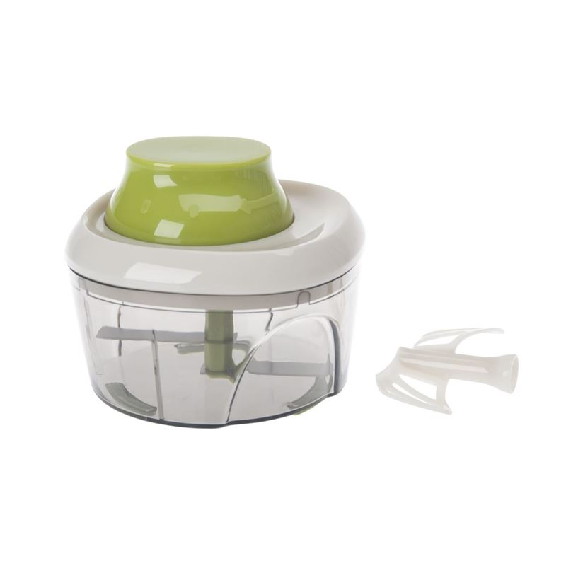 samsam – Chop-it Easy Onion Chopper with Mixing Blender Green
