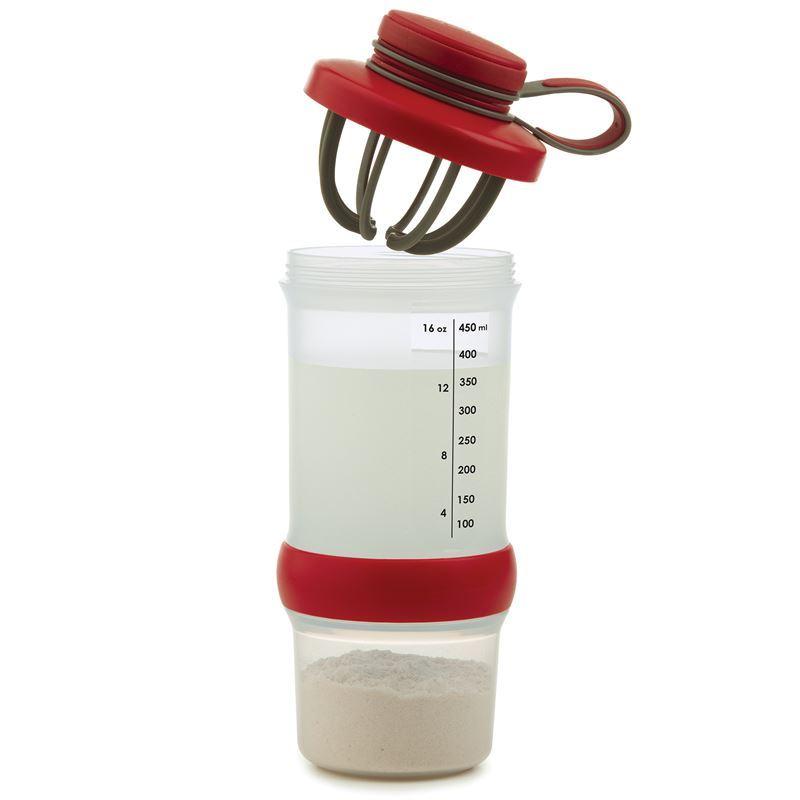 Progressive – Shake & Snack – Red Prep Solutions