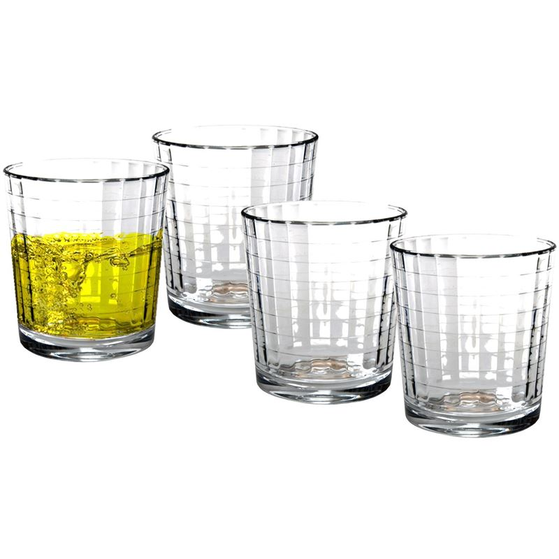 Circleware – Windowpane DOF 385ml set of 4