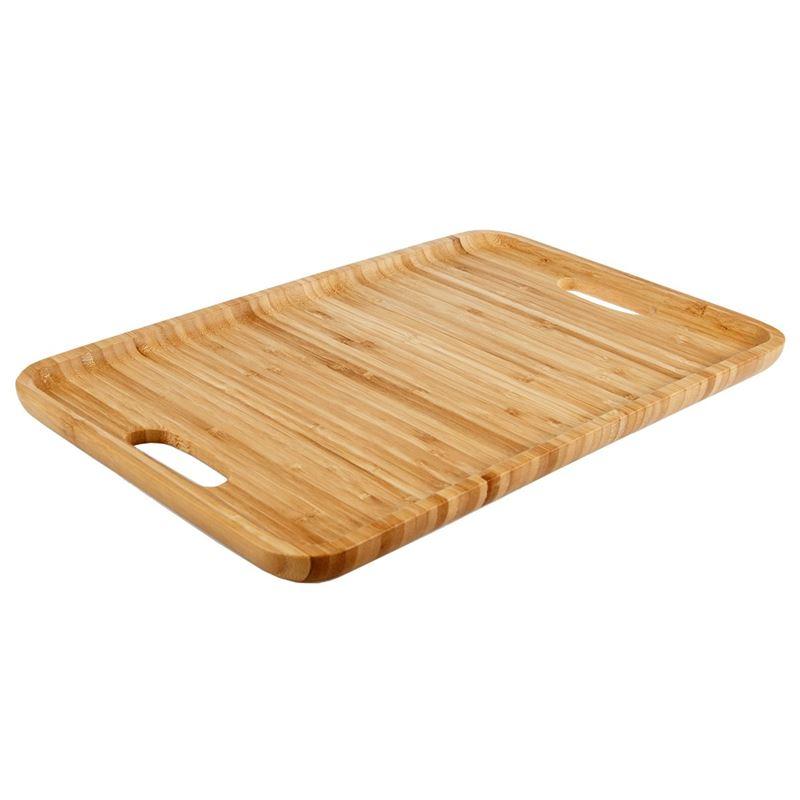 Benzer – Ecozon Bamboo Maxa Tray Rectangular 43x28x2cm