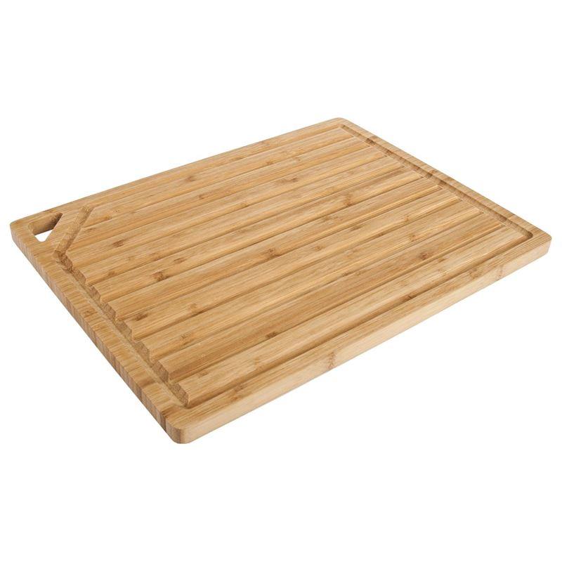 Benzer – Ecozon Bamboo Shelby Bamboo Rectangular Bread Board 40x30x1.5cm