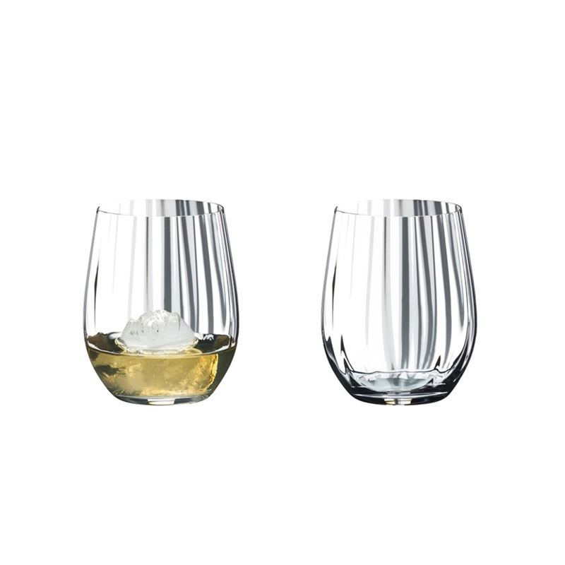 Riedel – Optical O Whisky 344ml Set of 2 (Made in Germany)