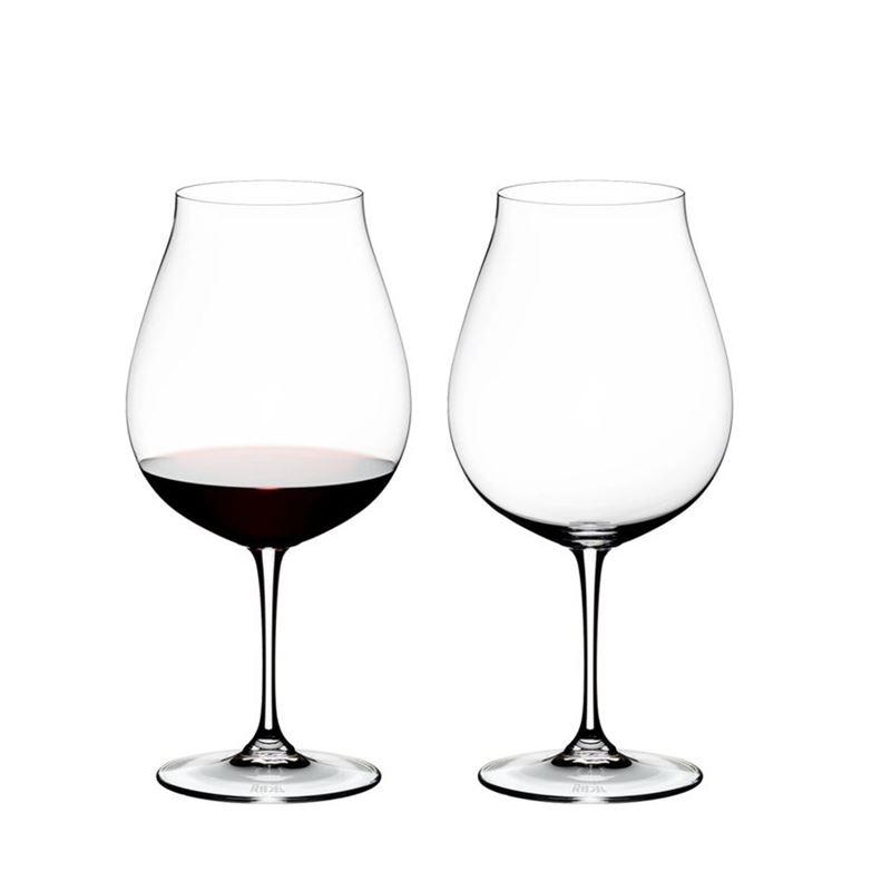 Riedel Vinum – New World Pinot Noir (Burgundy) 800ml Set of 2(Made in Germany)