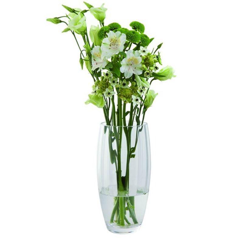 Dartington – Florabundance Crystal Bouquet Vase 24cm (Made in the U.K.)