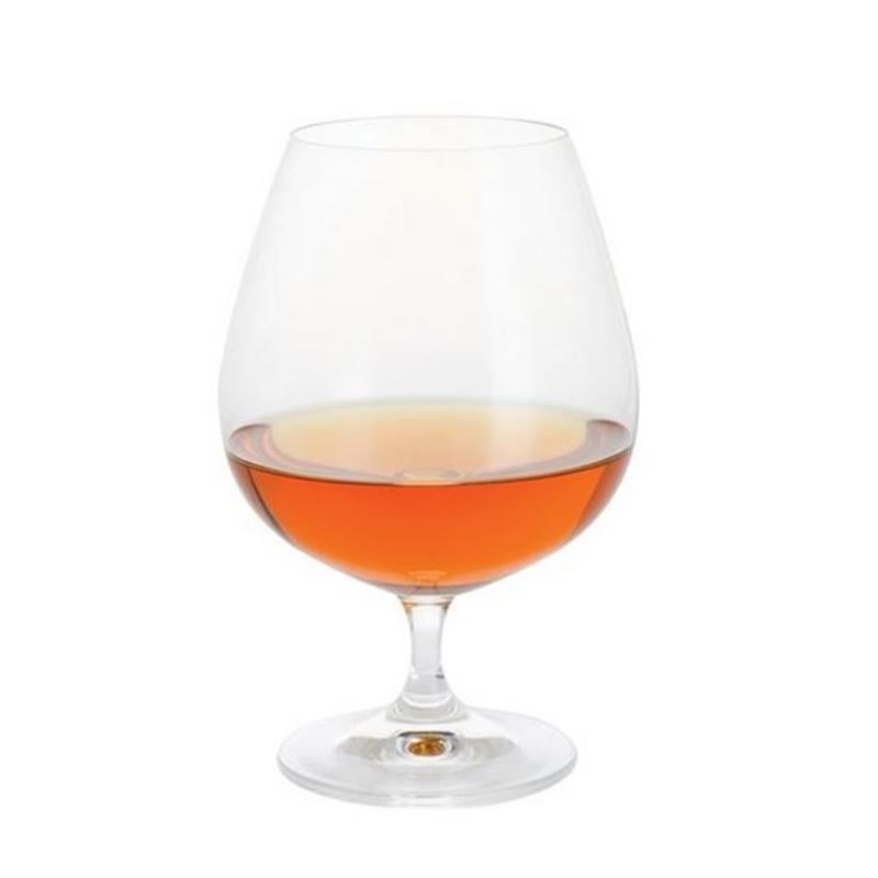 Dartington Crystal – Just the One Brandy Glass (Made in Europe)