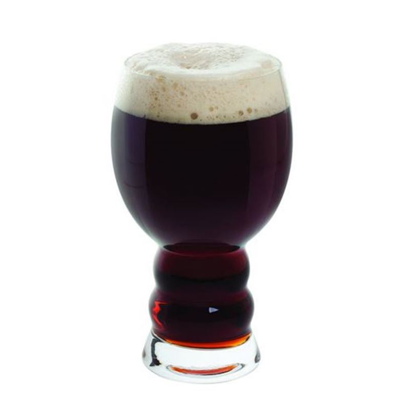 Dartington Crystal – Brew Craft Stout and Strong 17cm Glass 570ml (Made in Europe)