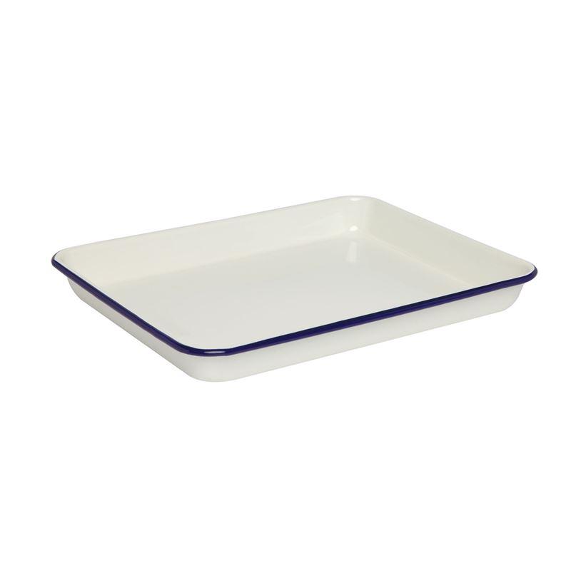 Wiltshire – Enamel Bake Tray 26.5x21x2cm 800ml
