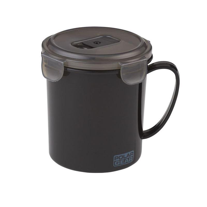 Polar Gear – Soup Mug Black 685ml