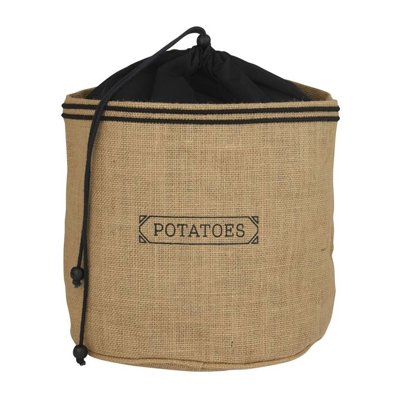 Pantry – Jute Potato Sack 24x18cm