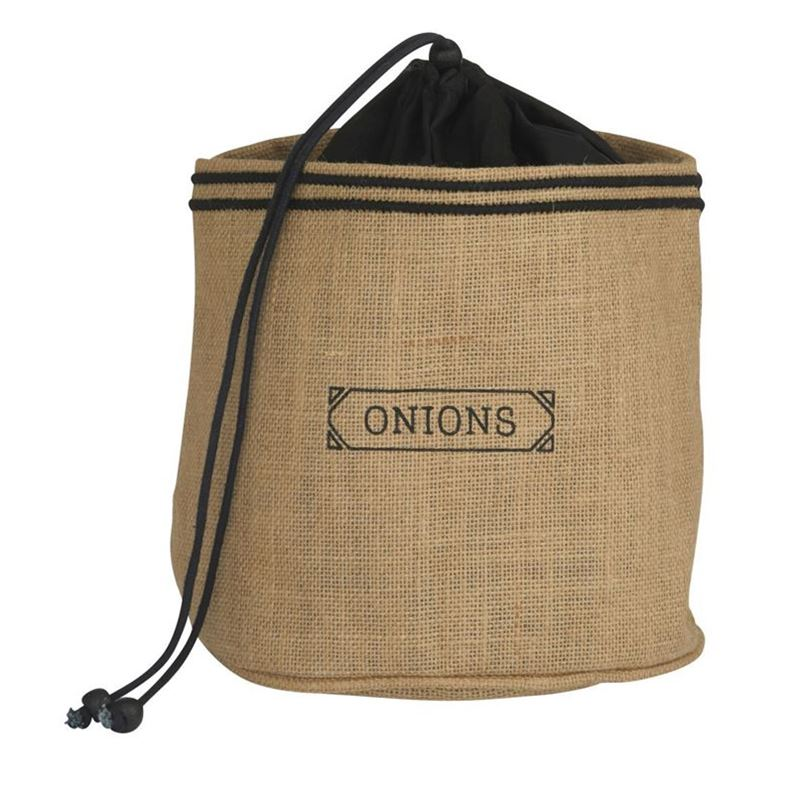 Pantry – Jute Onion Sack 20x15cm