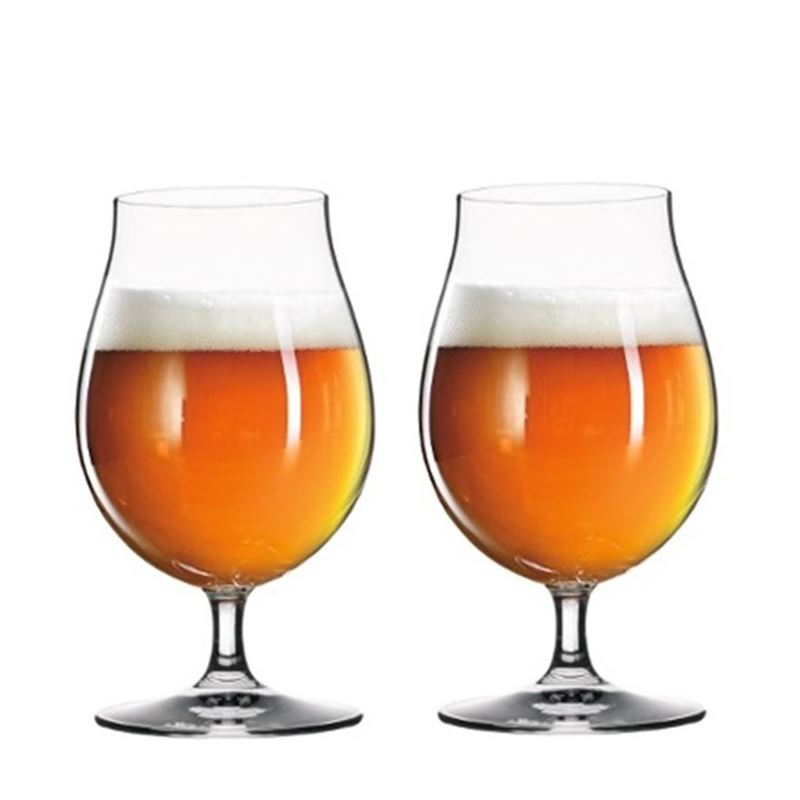 Spiegelau – Beer Classics – Stemmed Pilsner 440ml Set of 2 (Made in Germany)