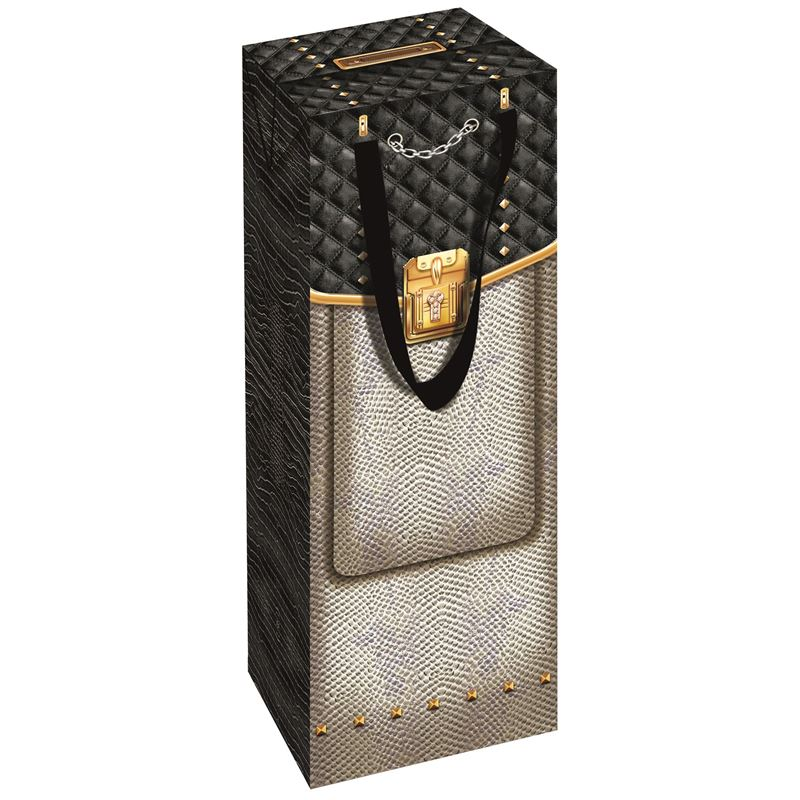 Ogilvies Designs – Gift Bag Box Bottle Bag Coco