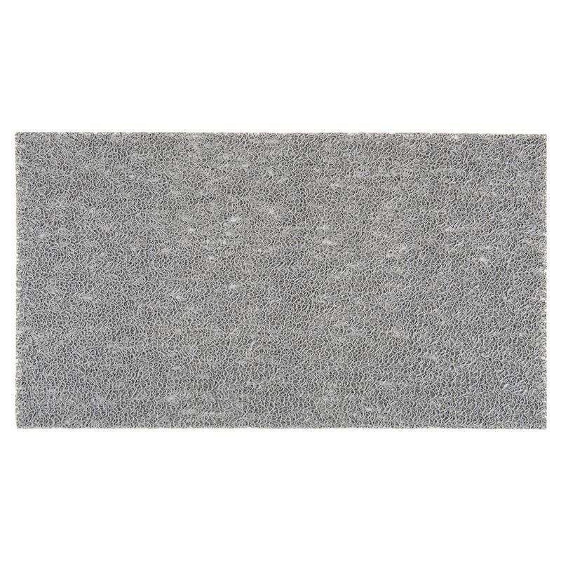 Ogilvies Designs – Woven Living Spun Placemat 30x45cm Grey