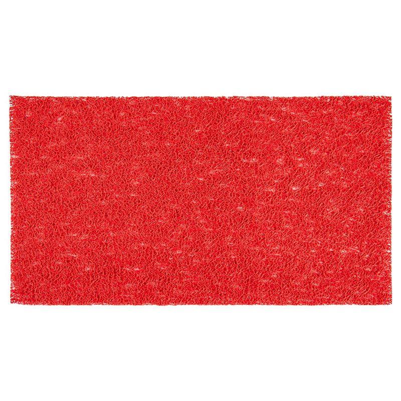 Ogilvies Designs – Woven Living Spun Placemat 30x45cm Red