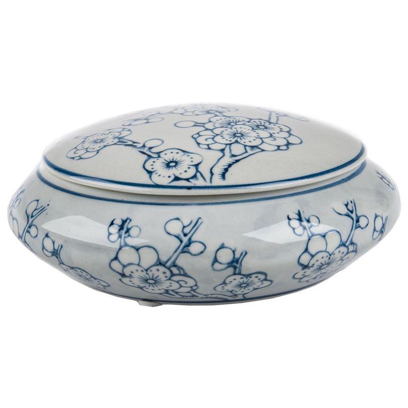 Pimbleton – Chinoiserie Margaux  Round Box