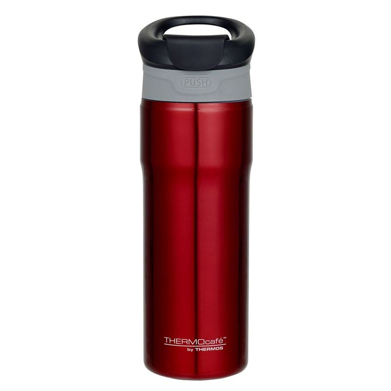 THERMOcaf™ by Thermos – Stainless Steel Vacuum Insulated Tumbler  470ml Red