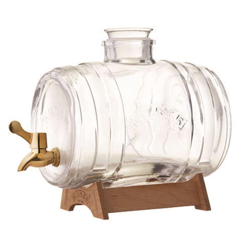 Kilner – Barrel Dispenser  3.5Ltr
