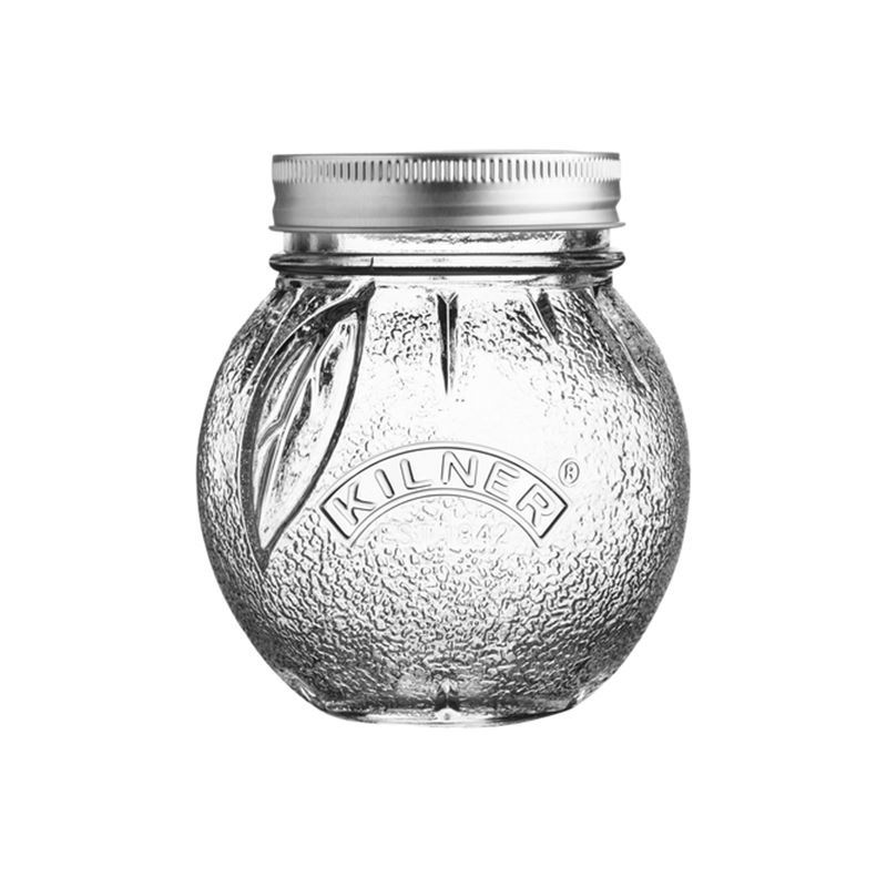 Kilner – Orange Fruit Jar 400ml