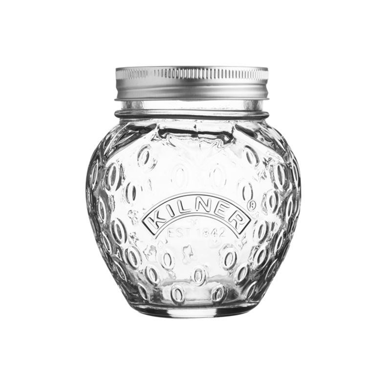 Kilner – Strawberry Fruit Jar 400ml