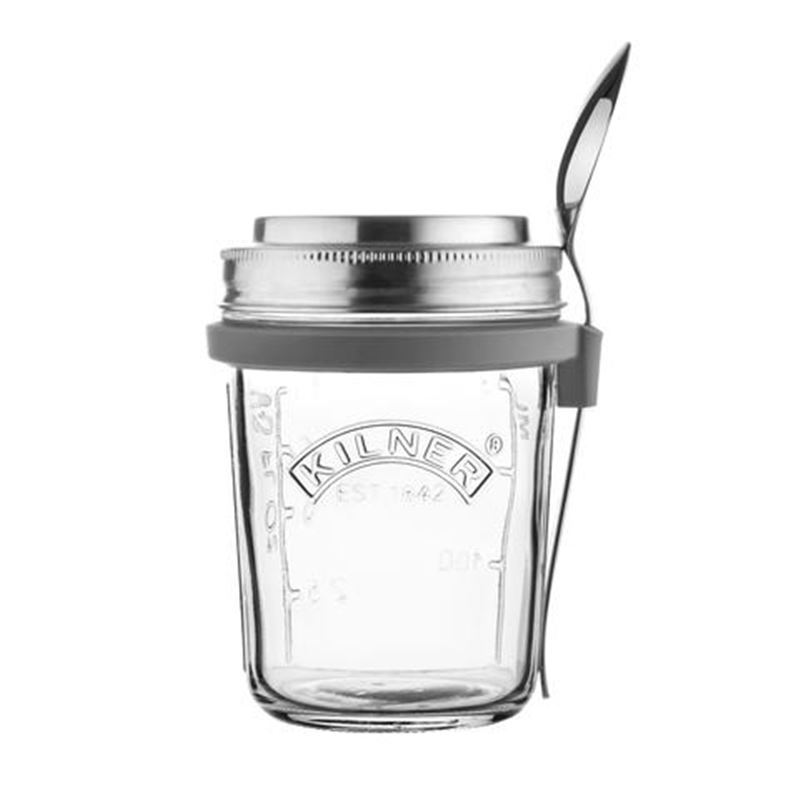 Kilner – Breakfast Jar Set 350ml