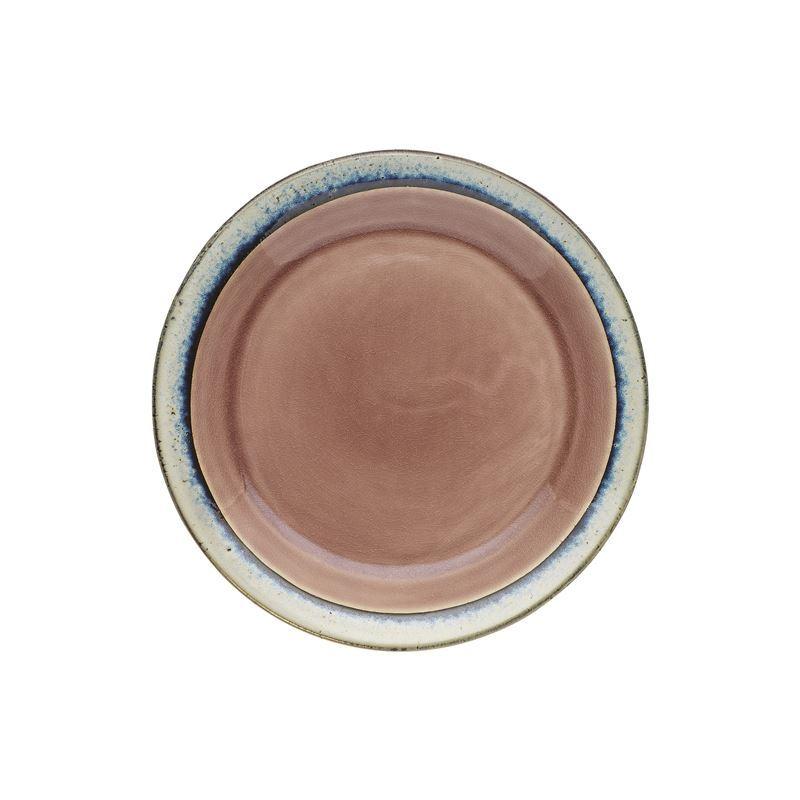 Ecology – Quartz Stoneware Side Plate 21.6cm