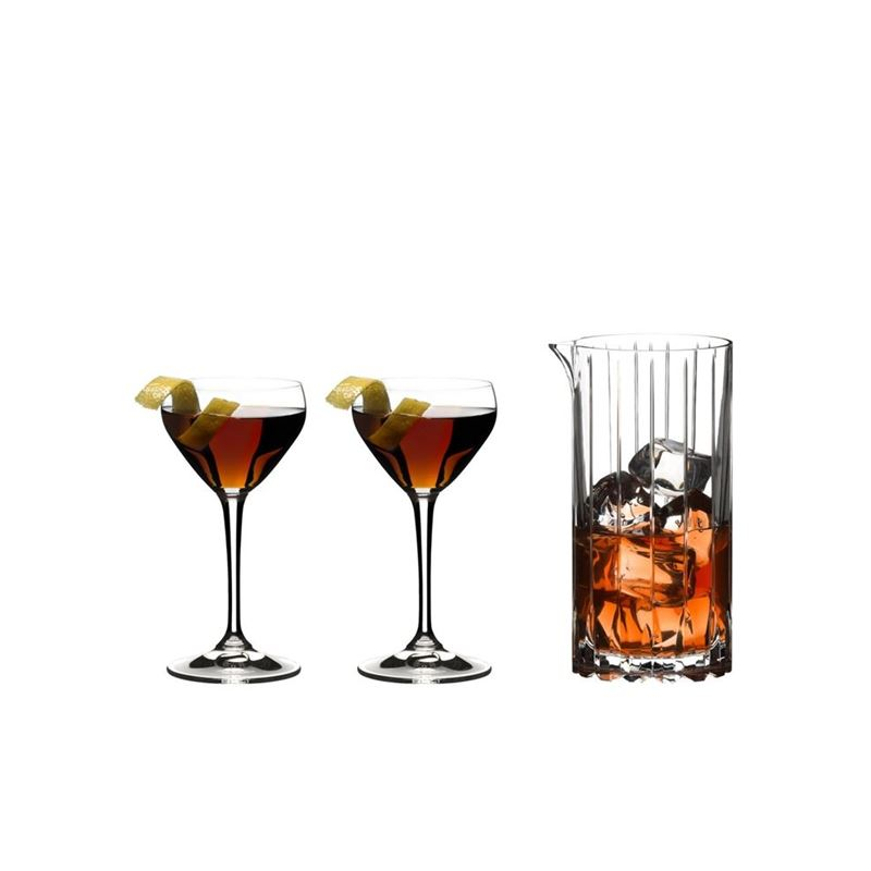 Riedel – Drink Specific Glassware Mixology Nick and Nora SPECIAL SET