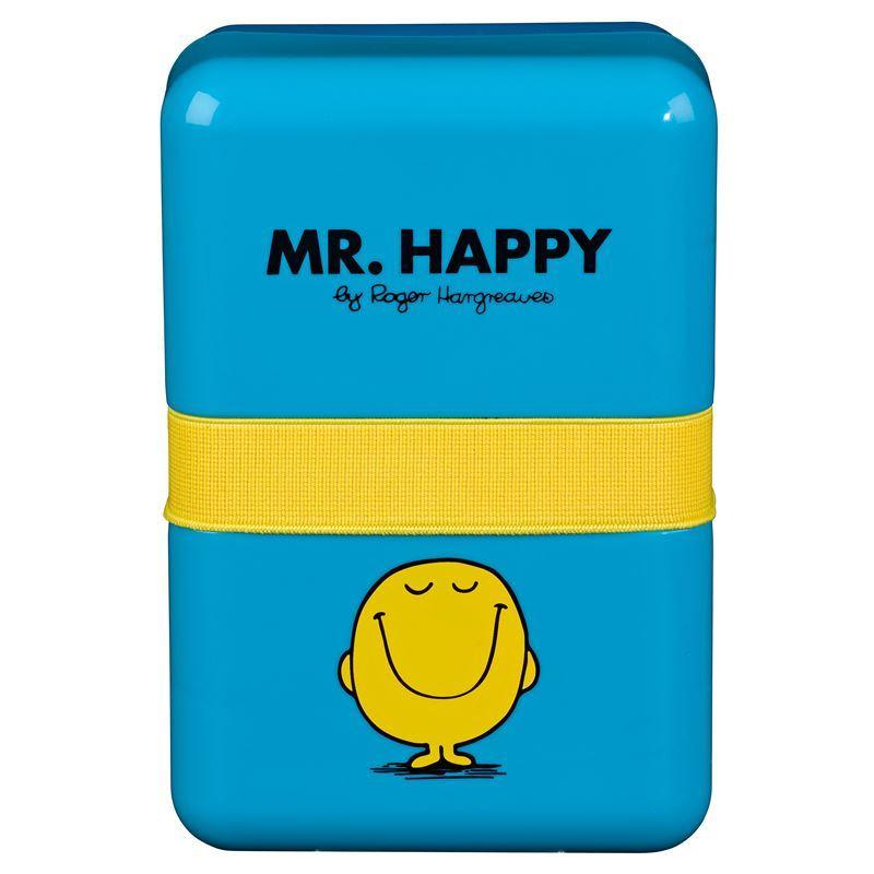 Mr Men – Mr Happy Lunch Box