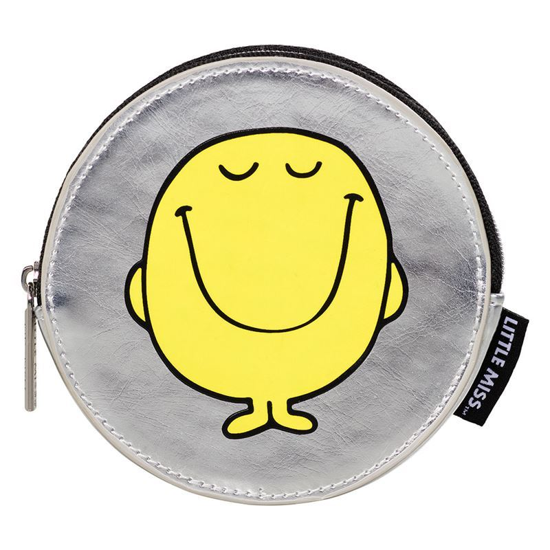 Mr Men – Mr Happy Coin Purse