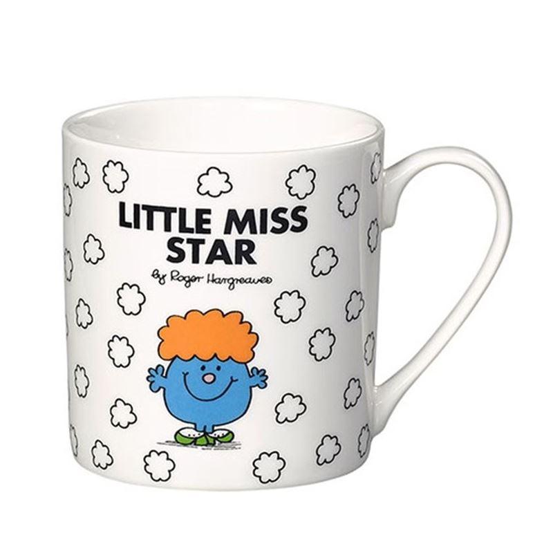 Little Miss – Bone China Little Miss Star Mug 400ml