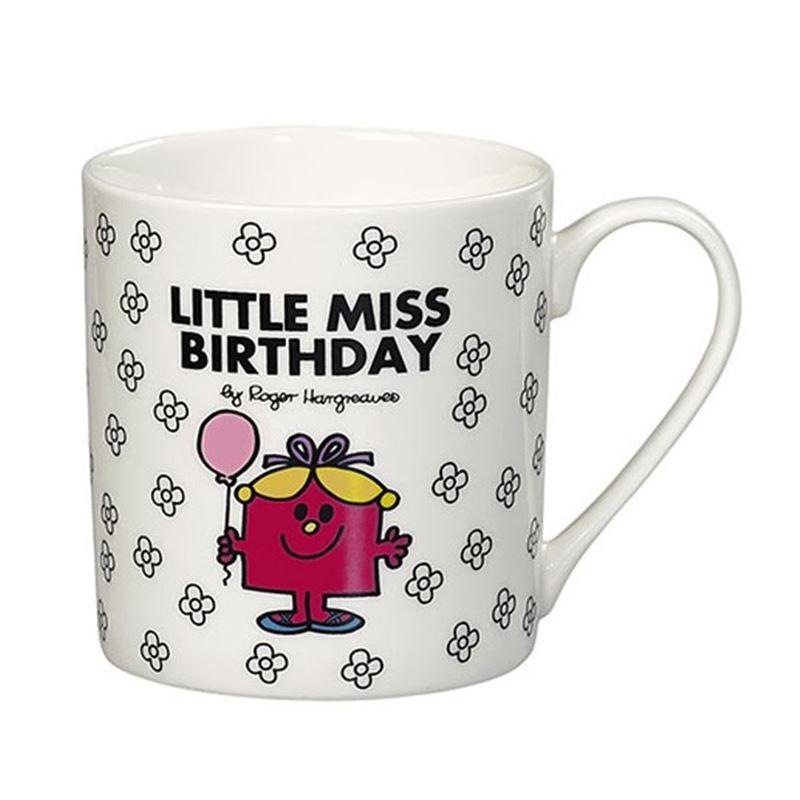 Little Miss – Bone China Little Miss Birthday Mug 400ml