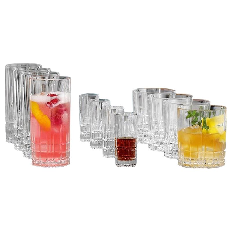 Spiegelau – Perfect Serve Collection by Stephan Hinz Party Tumbler Set of 12 (Made in Germany)