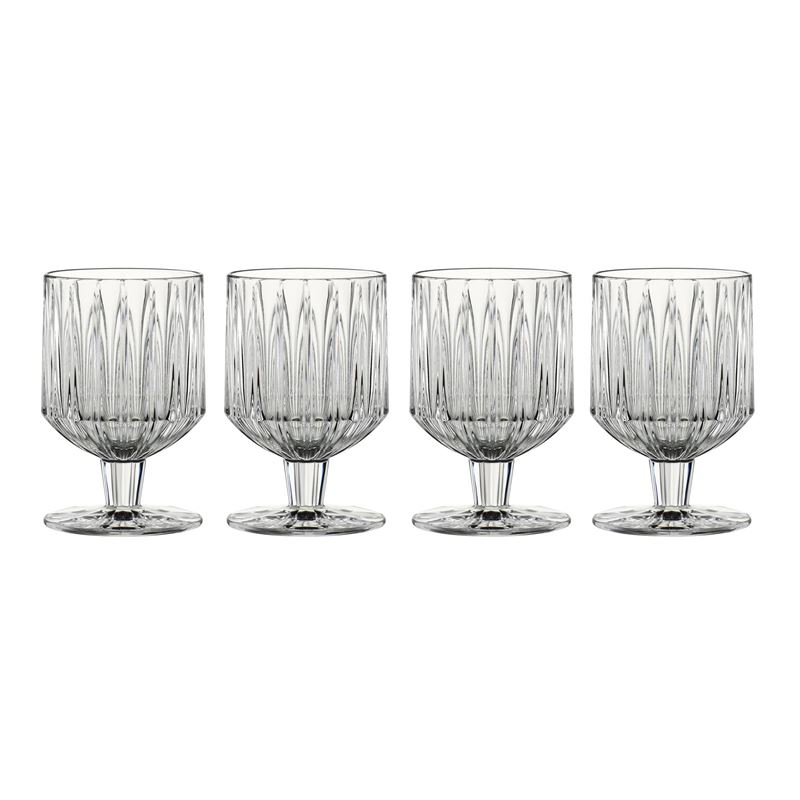 Nachtmann Crystal – Jules Goblet 260ml Set of 4 (Made in Germany)