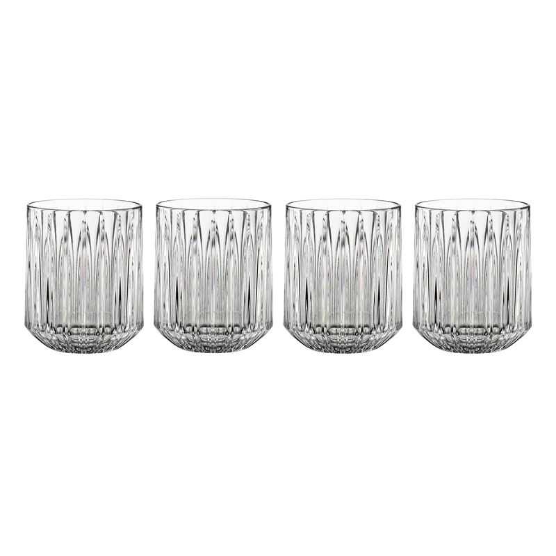 Nachtmann Crystal – Jules Whisky Tumbler 305ml Set of 4 (Made in Germany)
