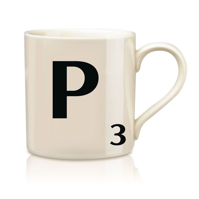 Scrabble™ – Mug 350ml ~ P ~