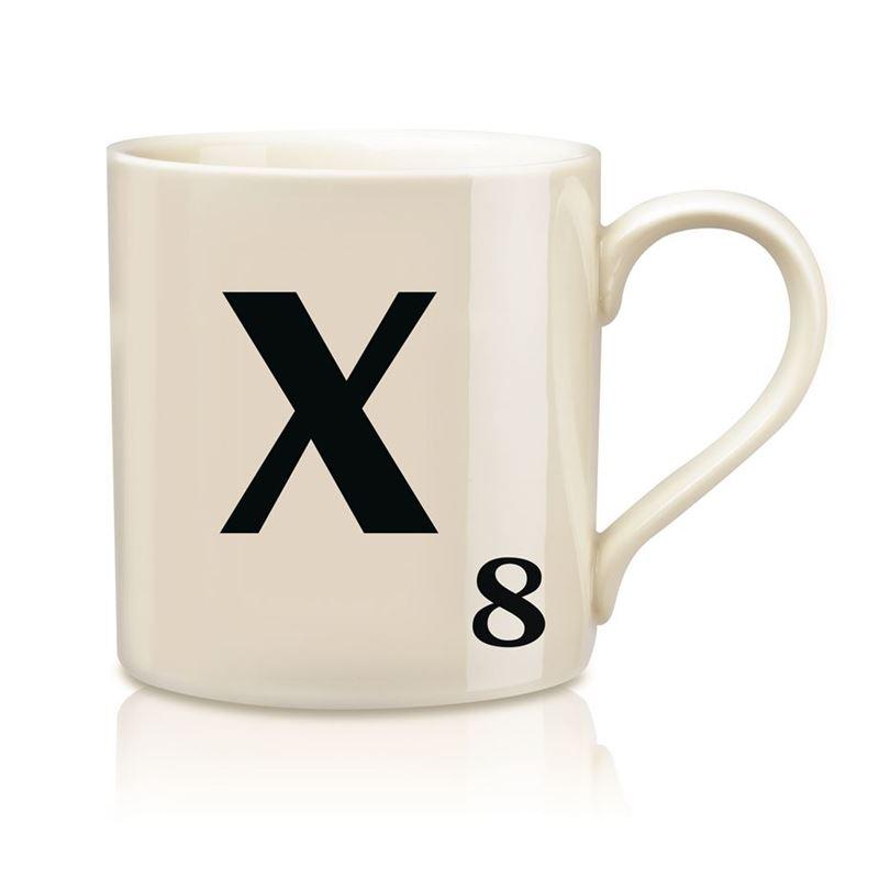 Scrabble™ – Mug 350ml ~ X ~
