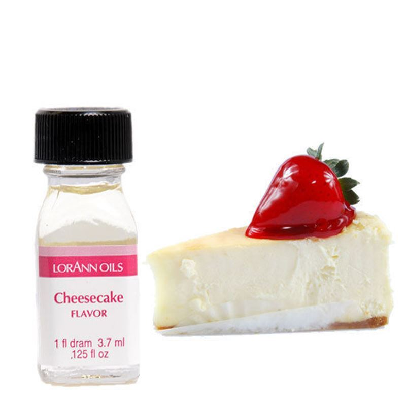 LorAnn Oils – Cheesecake Flavour 1 Dram 3.7ml (Made in the U.S.A)