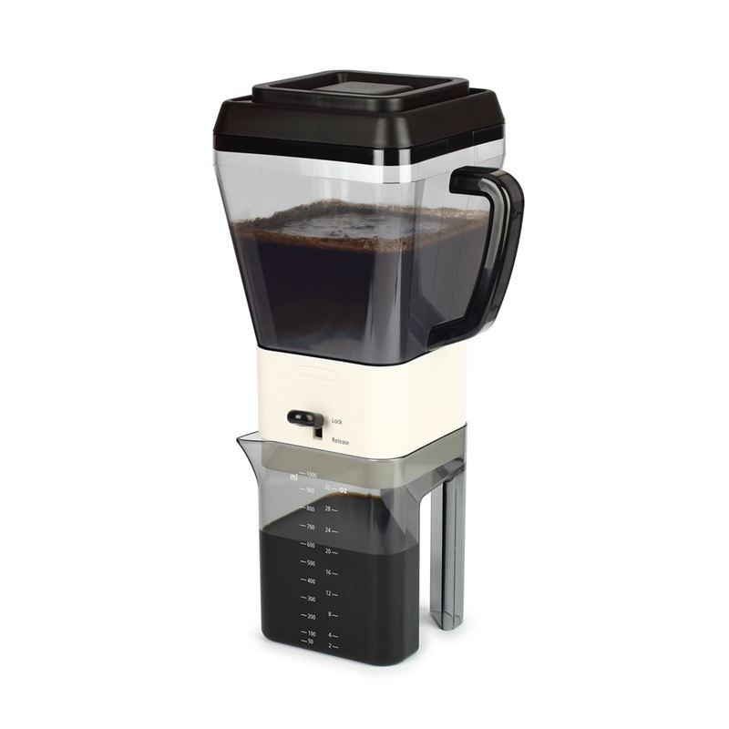 Urban Trend – Cold Brew Maker White 1Ltr