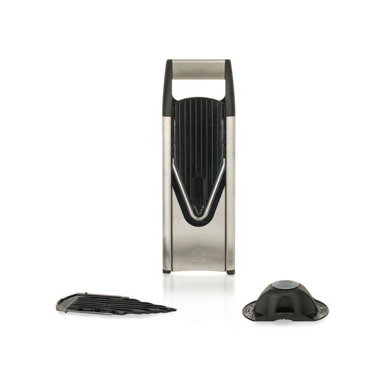 Borner – V6 Exclusive Line Basic Set V Slicer Stainless Steel (Made in Germany)