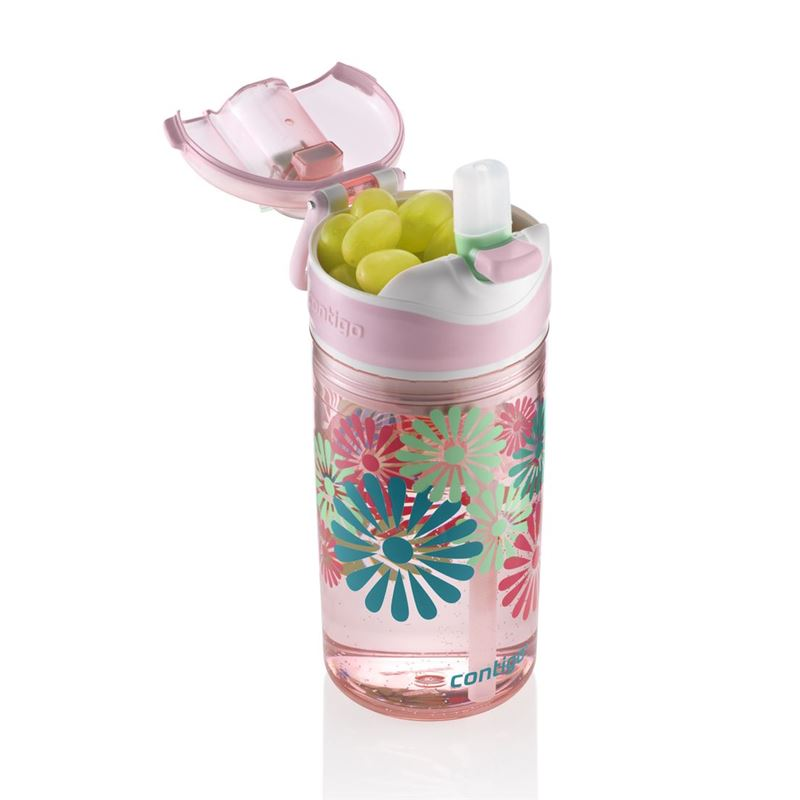 Contigo – Autospout Sip + Snack Daisy 384ml with 120ml Snack Pot