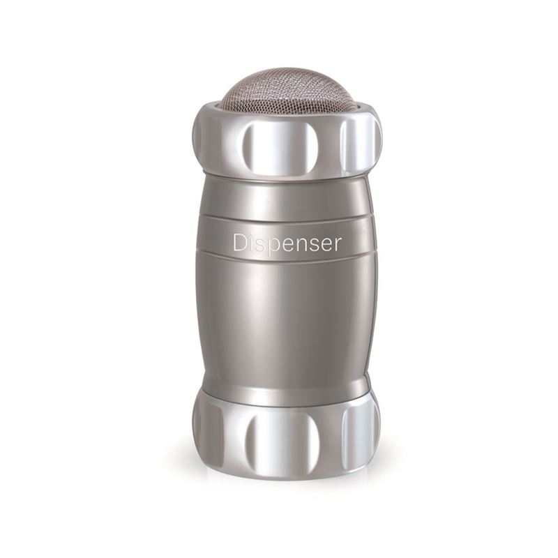 Marcato – Dispenser/Shaker Silver (Made in Italy)