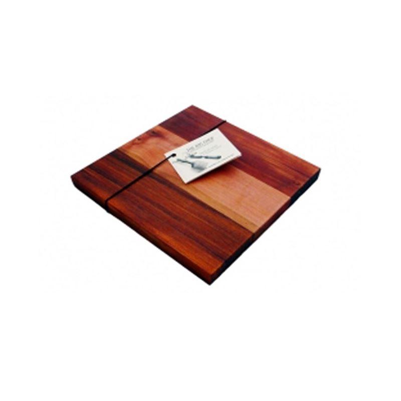 Big Chop – Petite Ami Brunette Square 21x21x2cm (Made in Australia)