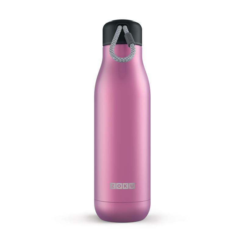 Zoku – Vacuum Insulated Stainless Steel Bottle 750ml Purple