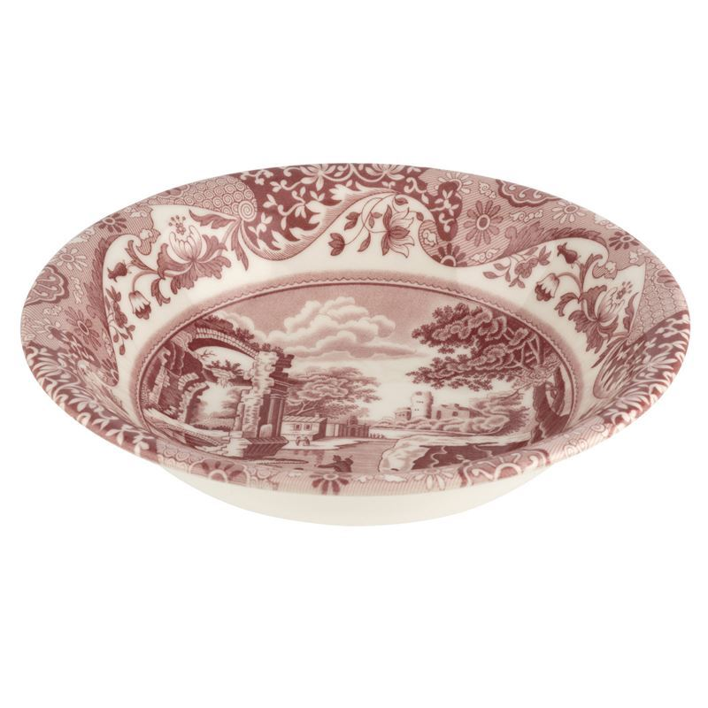 Spode – Cranberry Italian Large Multi Bowl 20cm (Made in England)