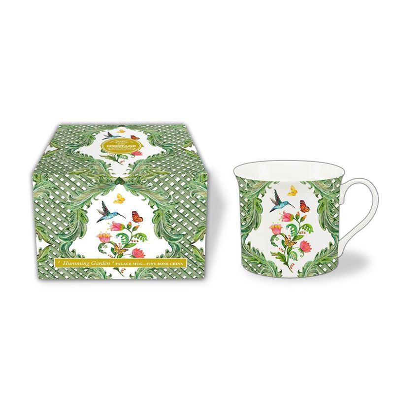Heritage – Palace Fine Bone China Mug Humming Garden