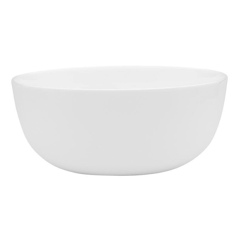 Ecology – Canvas White Fine Bone China Noodle Bowl 16cm