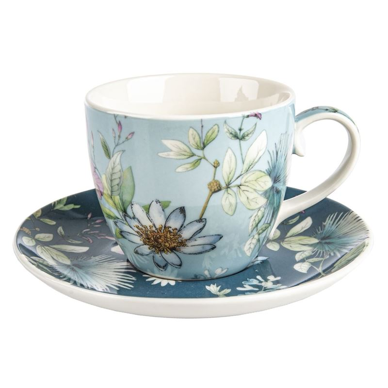 Nostalgic – Fine China Cup and Saucer Daisy 260ml